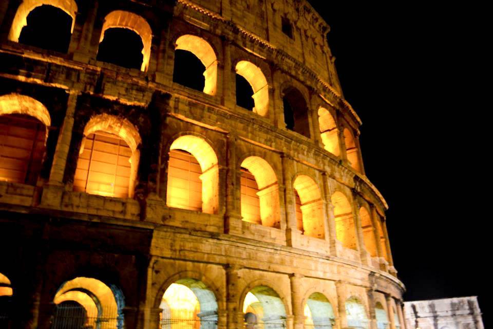 Coliseu Roma Itália colosseo